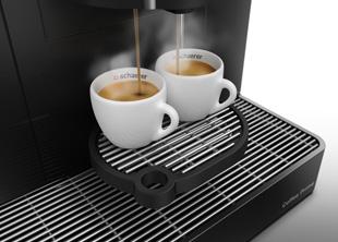 Schaerer Coffee Prime | Frischmilch | 1 Mühle